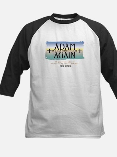 Adam Again New World of Time Baseball Jersey