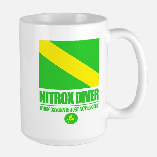 Nitrox Diver Mug