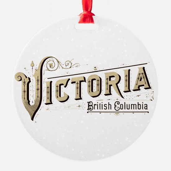 Victoria BC Ornament