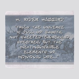 Truly The Universe Is Full Of Ghosts - Haggard Thr