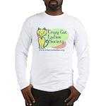 Long-sleeve T-Shirt - Official CCLS Logo