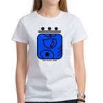 BLUE Cosmic HAND Women's T-Shirt