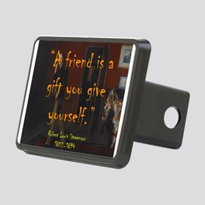 A Friend Is A Gift - Stevenson Hitch Cover