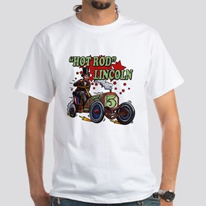 Hot Rod Lincoln White T-Shirt