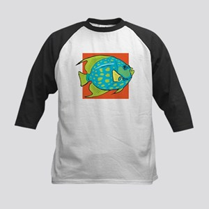 Angelfish Kids Baseball Jersey