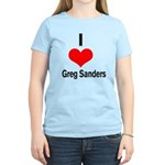 I heart Greg Sanders T-Shirt