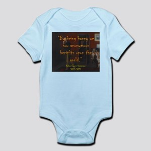 By Being Happy - Stevenson Body Suit
