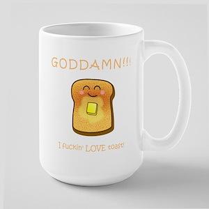 Fn Love Toast! Mug
