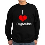 I heart Greg Sanders Sweatshirt