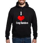 I heart Greg Sanders Hoodie