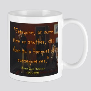 Everyone At Some Time Or Another - Stevenson Mugs