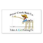 Pryor Creek Bait Company Sticker