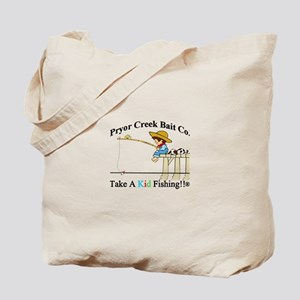 Pryor Creek Bait Company Tote Bag