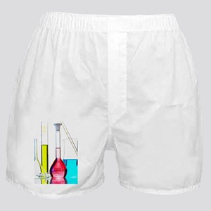 Chemistry glass-ware - Boxer Shorts