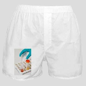 Pesticide residue analysis - Boxer Shorts