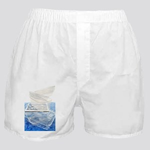 Plastic packaging - Boxer Shorts
