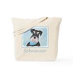 Schnauzer (Miniature) Tote Bag