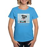 Schnauzer (Miniature) Women's Dark T-Shirt