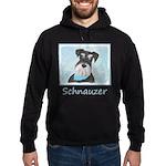Schnauzer (Miniature) Hoodie (dark)