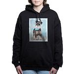 Schnauzer (Miniature) Women's Hooded Sweatshirt