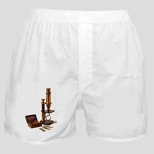Historical microscope - Boxer Shorts