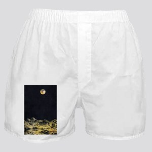 Earth from Moon - Boxer Shorts