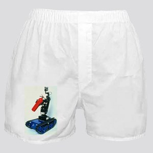 Fire-fighting robot - Boxer Shorts