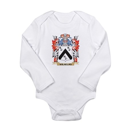 Wilhelms Coat of Arms - Family Crest Body Suit