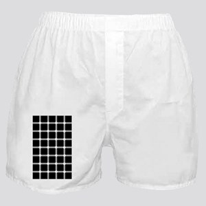 Scintillating grid illusion - Boxer Shorts