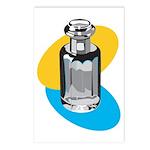 Perfume Postcards (Package of 8)