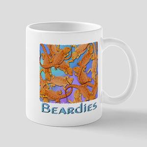 Bunches of Beardies Mug