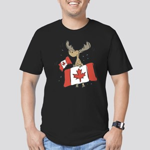 Canada Day Moose T-Shirt