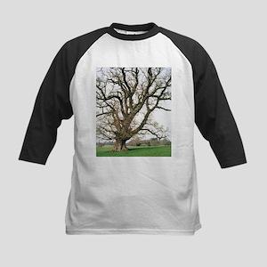 Oak tree - Kids Baseball Jersey