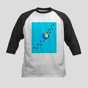 l artwork - Kids Baseball Jersey