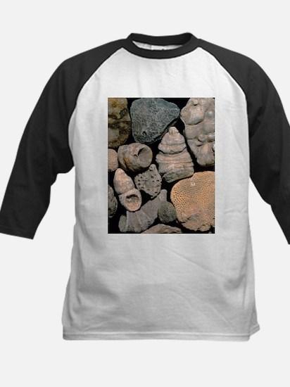 the Silurian period - Kids Baseball Jersey