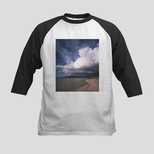Storm clouds - Kids Baseball Jersey