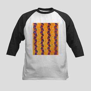 ylon woven fabric - Kids Baseball Jersey