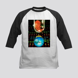 In vitro fertilization - Kids Baseball Jersey