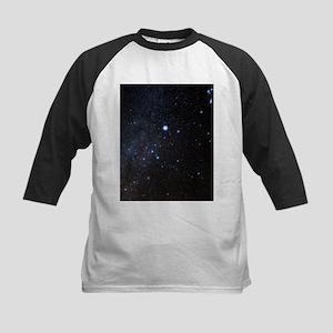 Canis Major constellation - Kids Baseball Jersey