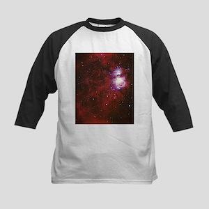Great Orion Nebula - Kids Baseball Jersey