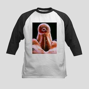 l genitalia in embryo - Kids Baseball Jersey