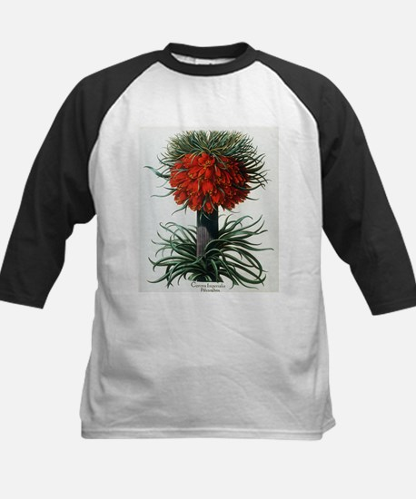 Crown imperial plant - Kids Baseball Jersey