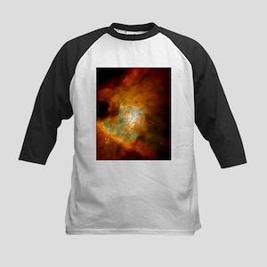 Orion nebula - Kids Baseball Jersey