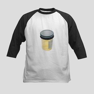 Urine sample - Kids Baseball Jersey