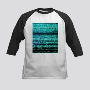 Internet computer code - Kids Baseball Jersey