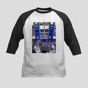 Factory control room - Kids Baseball Jersey