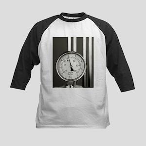 Pressure gauge - Kids Baseball Jersey