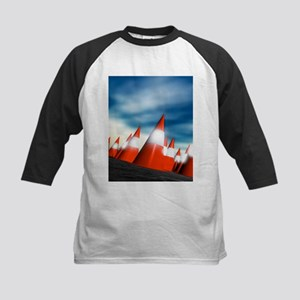 Traffic cones - Kids Baseball Jersey