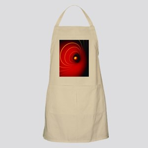 Subatomic particles abstract - Apron