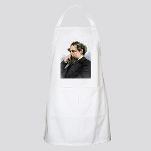 Charles Dickens, English author - Apron